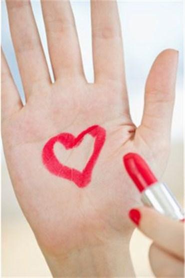 Aşkın rengi: Kırmızı